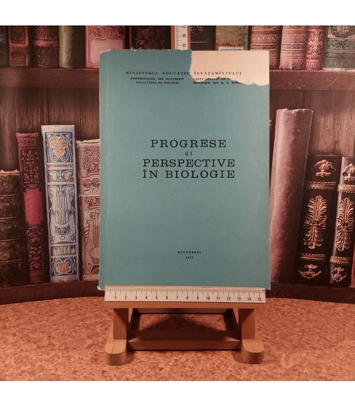 M. Andrei - Progrese si perspective in biologie
