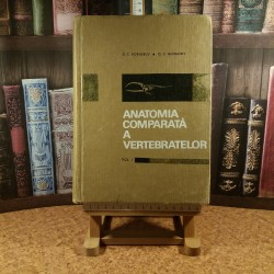 G.T. Dornescu - Anatomia comparata a vertebratelor Vol. I