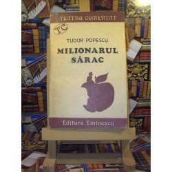Tudor Popescu - Milionarul sarac