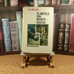 Al. Beldie - Plantele din muntii Bucegi Determinator