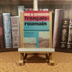 Gheorghina Hanes - Guide de conversation Francais-Roumain