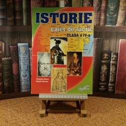 Victorita Iliescu - Istorie caiet de lucru clasa a IV a