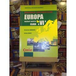 Octavian Mandrut - Geografia continentelor Europa manual pentru clasa a VI a