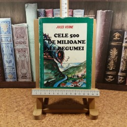 Jules Verne - Cele 500 de milioane ale Begumei