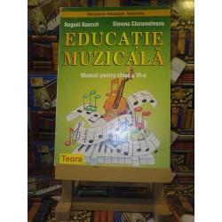 Regeni Rausch - Educatie muzicala manual pentru clasa a VI a