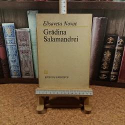 Elisaveta Novac - Gradina salamandrei