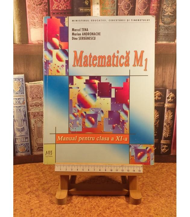 Marcel Tena - Matematica M1 manual pentru clasa a XI a