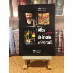 Mihai Manea - Atlas scolar de istorie universala
