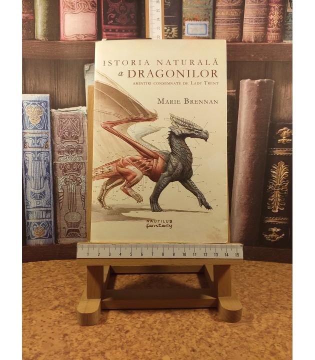 Marie Brennan - Istoria naturala a Dragonilor