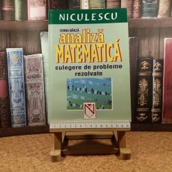 Ioana Barza - Analiza Matematica culegere de probleme rezolvate