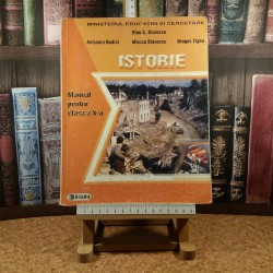 Dinu C. Giurescu - Istorie manual pentru clasa a X a
