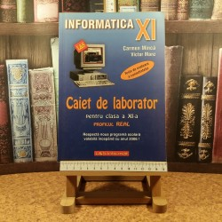 Carmen Minca - Informatica Caiet de laborator pentru clasa a XI a Profil Real