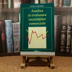 Liviu Cabariu - Analiza si evaluarea societatilor comerciale