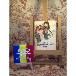 Simion Florea Marian - Cele douasprezece luni