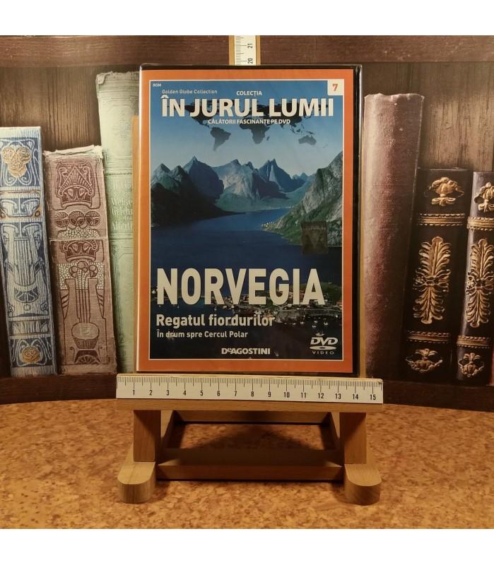In jurul lumii - Norvegia Nr. 7 Regatul fiordurilor In drum spre Cercul Polar