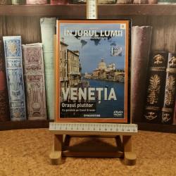 In jurul lumii - Venetia Nr. 8 Orasul plutitor Cu gondola pe Canal Grande