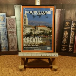 In jurul lumii - Croatia Nr. 10 Farmec adriatic Din Dalmatia pana in Istria