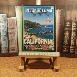 In jurul lumii - California Nr. 13 Pe tarmul insorit al pacificului