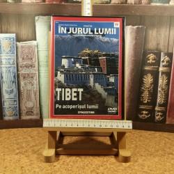 In jurul lumii - Tibet Nr. 17 Pe acoperisul lumii