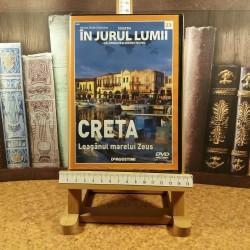 In jurul lumii - Creta Nr. 23 Leaganul marelui Zeus
