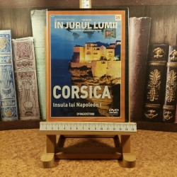 In jurul lumii - Corsica Nr. 25 Insula lui Napoleon I