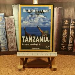 In jurul lumii - Tanzania Nr. 26 Savana nesfarsita