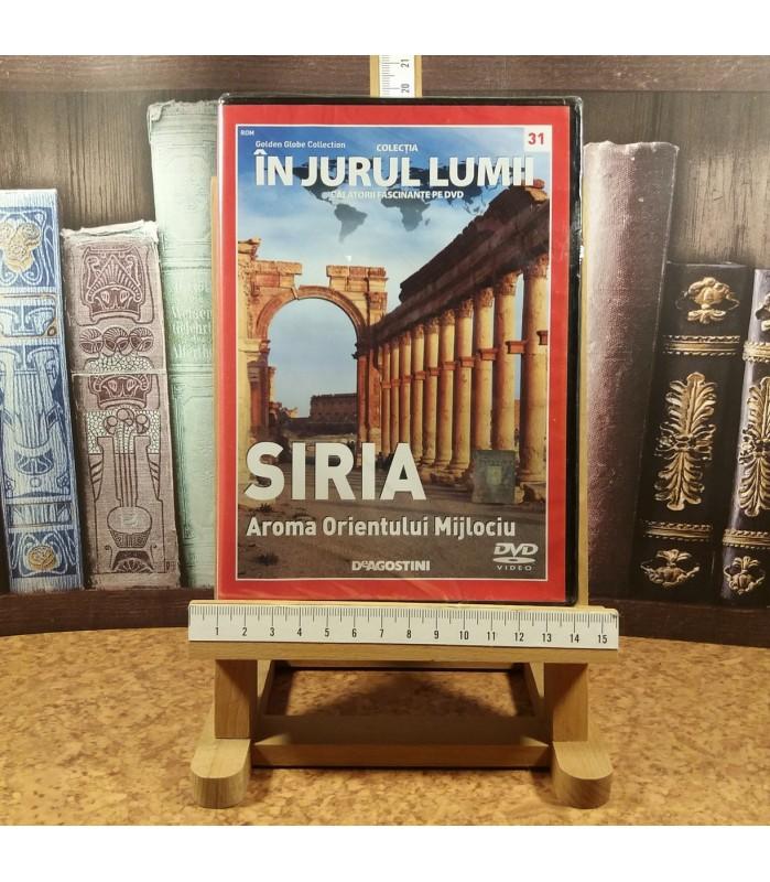 In jurul lumii - Siria Nr. 31 Aroma Orientului Mijlociu