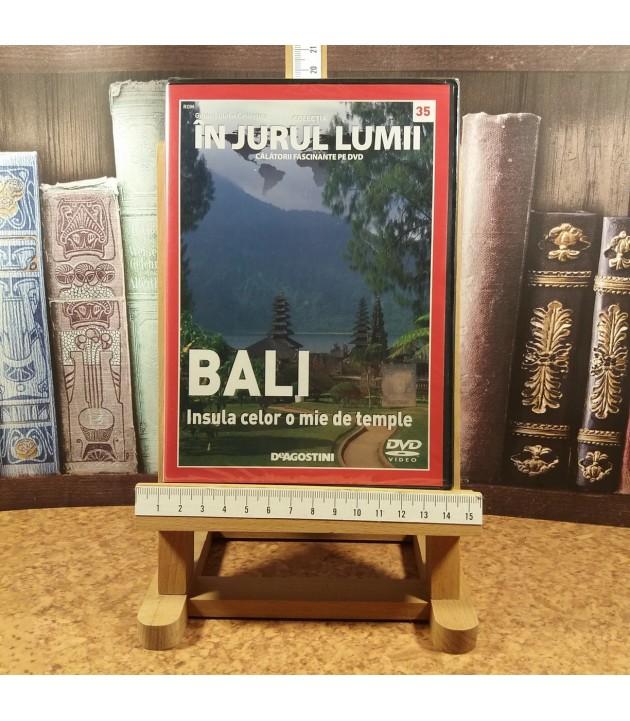 In jurul lumii - Bali Nr. 35 Insula celor o mie de temple
