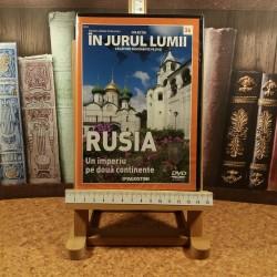 In jurul lumii - Rusia Nr. 36 Un imperiu pe doua continente