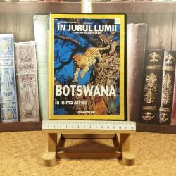 In jurul lumii - Botswana Nr. 58 In inima Africii