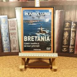 In jurul lumii - Bretania Nr. 60 Cladiri inedite si tarmuri pitoresti
