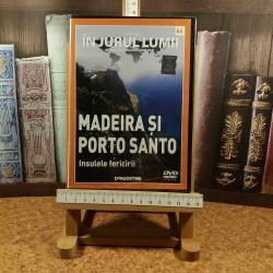 In jurul lumii - Madeira si Porto santo Nr. 64 Insulele fericirii