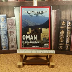 In jurul lumii - Oman Nr. 67 In inima desertului