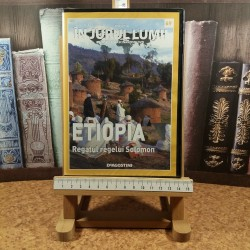 In jurul lumii - Etiopia Nr. 69 Regatul regelui Solomon