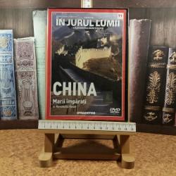 In jurul lumii - China Nr. 71 Marii imparati si Revolutia Rosie