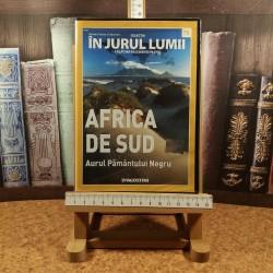In jurul lumii - Africa de Sud Nr. 75 Aurul Pamantului Negru