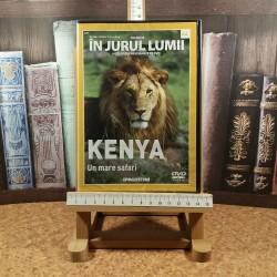 In jurul lumii - Kenya Nr. 44 Un mare safari
