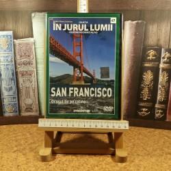 In jurul lumii - San Francisco Nr. 47 Orasul de pe coline