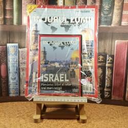 In jurul lumii - Israel Nr. 11 Pamantul Sfant al celor trei mari religii