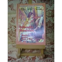 Anca Toader - Educatie muzicala manual pentru clasa a VI a