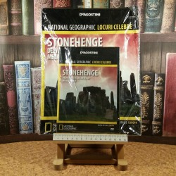 Locuri Celebre Nr. 9 Stonehenge Dezvaluirea secretelor megalitilor