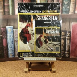 Locuri Celebre Nr. 19 Shangri-La Taramul pesterilor sacre