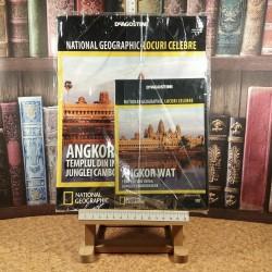 Locuri Celebre Nr. 15 Angkor Wat Templul din inima junglei