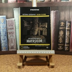 Locuri Celebre Nr. 6 Civilizatia disparuta a Mayasilor