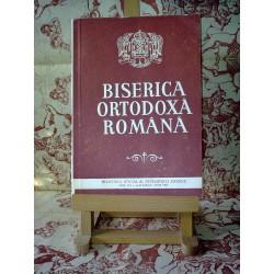 Biserica Ortodoxa Romana Anul CIX 4-6 Aprilie-Iunie 1992