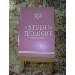 Studii teologice Seria a II a,Anul XLV Nr. 1-2 Ianuarie-Aprilie 1993