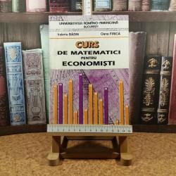 Valeriu Badin - Curs de matematici pentru economisti Vol. II