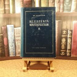 Gh. Buzdugan - Rezistenta materialelor Vol. II