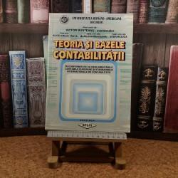 Victor Munteanu - Teoria si bazele contabilitatii