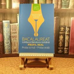 Florin Ionita - Bacalaureat Limba si lit romana Profil Real Proba scrisa Proba orala